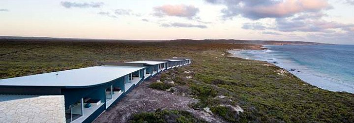 Southern Ocean Lodge at Kangaroo Island